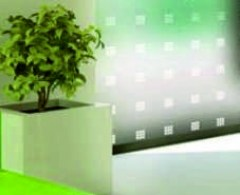 cude frost etched window film